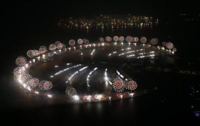 TOPSHOTS-UAE-NEW YEAR
